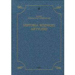 Historia rozwoju artylerii (opr. twarda)