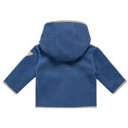Steiff Collection BE MY NO 1 Kurtka z polaru moonlight blue/blue