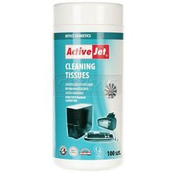 ActiveJet Chusteczki czyszczące - AOC-301