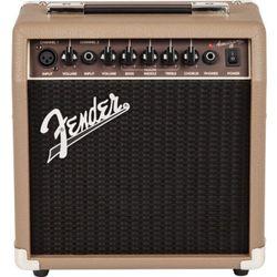 Fender Acoustasonic 15 wzmacniacz piec do gitary akustycznej