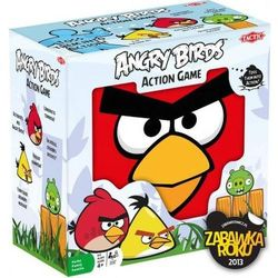 Angry Birds Action Game