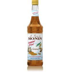 Monin Karmelowy - bez cukru 0,7 l