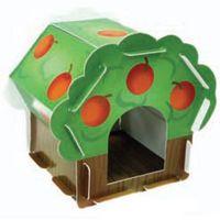 Tekturowa zabawka w kształcie jabłonki - HappyPet