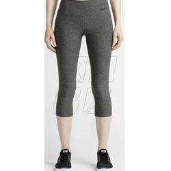 Spodnie treningowe Nike Legend 2.0 TI POLY CAPRI 548494-071