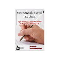 Wypracowania - Konstanty Ildefons Gałczyński