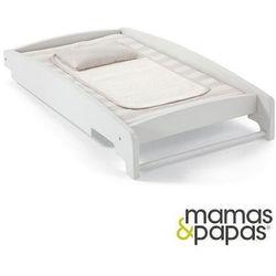 MAMAS&PAPAS Przewijak - półka do montażu na łóżeczku - Biały