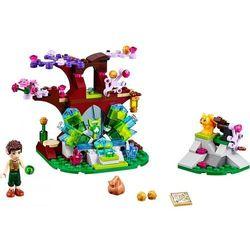 Lego ELFY Farran i dziupla z kryształem 41076