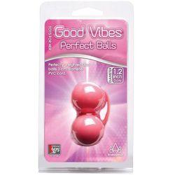 Good Vibes Perfect Balls - Pink