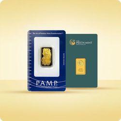 10 g Sztabka złota CertiCard