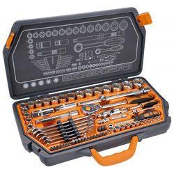 Klucze nasadowe NEO 08-635 1/4 i 1/2 cala 71 elementów