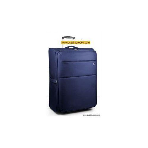 34bd349cda9bb MODO by Roncato walizka duża z kolekcji CLOUD miękka 2 koła materiał 840 D  Nylon/ Polyester z poszerzeniem