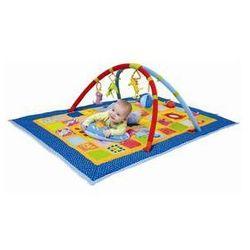 Mata edukacyjna dla dzieci Taf toys z poduszką