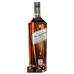 Whisky Johnnie Walker Platinum Label 0,7l
