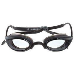 Zoggs FUSION AIR Okulary pływackie smoke