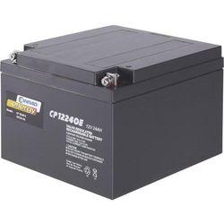 Akumulator żelowy AGM Conrad energy CE12V/24Ah, 12 V, 24 Ah
