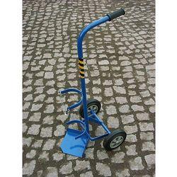 Wózek spawalniczy 1 butla 10 L kółka pełne promocja!