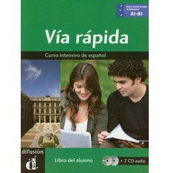 Via Rapida A1-B1 Podręcznik Z Płytą Cd (opr. miękka)
