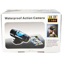 Kamera sportowa HD 720p wodoodporna
