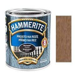 Farba Prosto Na Rdzę - Efekt Młotkowy Miedziany 2,5L Hammerite