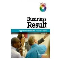 Business Result Upper-Inter. TB /DVD gratis/ (opr. miękka)