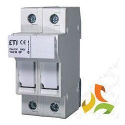 Rozłącznik bezpiecznikowy VLC 10x38 2P 002543000 ETI