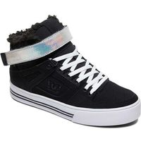 buty DC - Pure High-Top V Wnt Black/Silver (BS2) rozmiar: 38.5