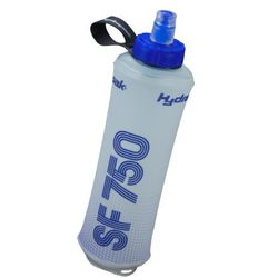 Bidon Softflask, 750ml, White/Blue Hydrapak
