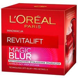 LOREAL Paris 50ml Revitalift Magic Blur Nawilżający krem anti-age