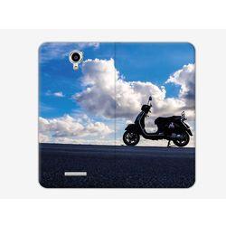 Flex Book Fantastic - Coolpad Modena - pokrowiec na telefon - skuter