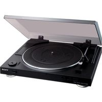 Sony Gramofon z USB PS-LX300USB czarny
