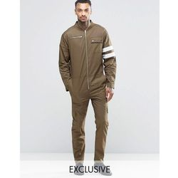 Underated Boiler Suit - Green