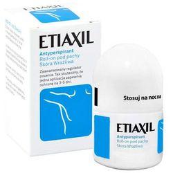 ETIAXIL Roll-on pod pachy dla skóry wrażliwej - 15 ml
