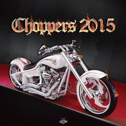 Kalendarz 2015 Choppers