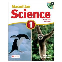 Macmillan Science 1: Student´s Book with CD and eBook Pack David Glover
