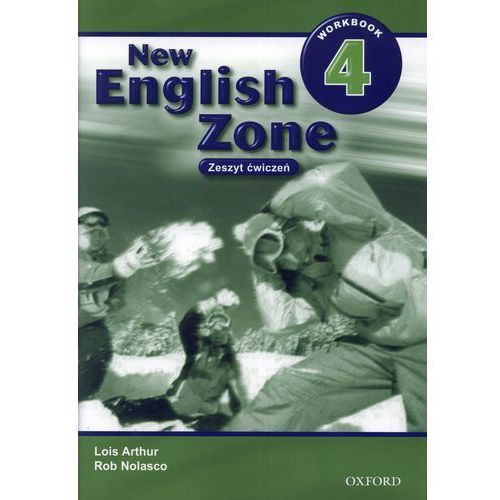 New English Zone 4 Workbook (opr. broszurowa)