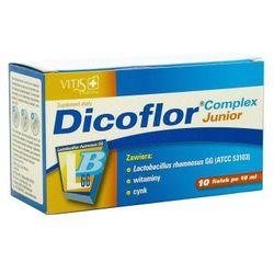 Dicoflor Complex Junior fiol. - 10 fiol.