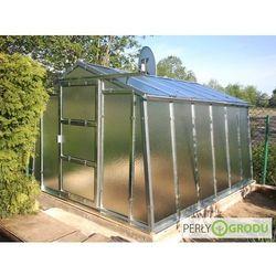 Szklarnia ogrodowa 4m x 2,60m x 1,8m - 10,4 m2