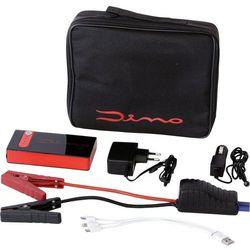 Urządzenie rozruchowe DINO KRAFTPAKET 12 V Starthilfe mit Powerbank 400 A 9000m Ah 136103, Prąd rozruchowy (12V)=200 A