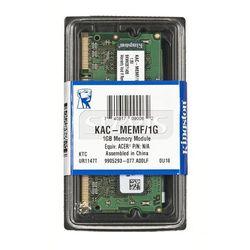 Pamięć RAM Kingston Ded.NB KAC-MEMF/1G 1GB 667MHz DDR2