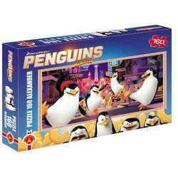 Pingwiny z Madagaskaru Puzzle 160