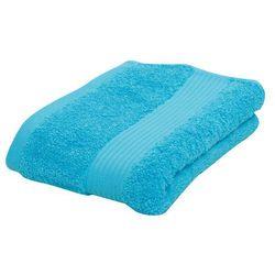 Gözze, ręcznik bawełniany, seria NEW YORK UNI, rozmiar 30x50cm, kol. turkusowy, nr 550-2118-3