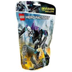 Lego Hero Factory Bestia JAW kontra STORMER