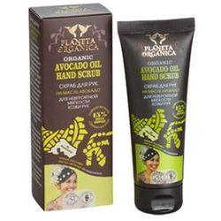 Planeta Organica Africa Scrub do rąk z olejkiem z awokado 75ml