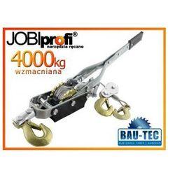 Wciągarka - wyciągarka linowa 4000kg wzmacniana 4T