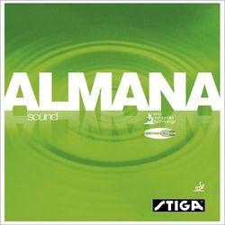 STIGA Almana Sound SynergyTech - Okładzina - Czerwony