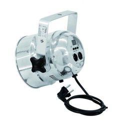 Eurolite LED PAR-56 RGB DMX, 151x 5mm LED, srebrny