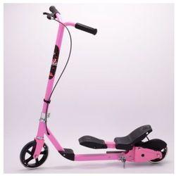 JOHNTOY Sportline City Sky Hulajnoga kolor różowyWymiary: Wysokosc 88 cm x Szerokosc 43 cm x Dlugosc 90 cm