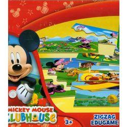 Klub Przyjaciół Myszki Miki ZigZag Gra edukacyjna