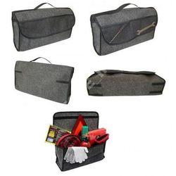 Kuferek organizer do bagażnika samochodu - duży