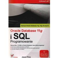 Oracle Database 11g i SQL (opr. miękka)